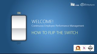 Continuous Employee Performance Management: How to Flip the Switch