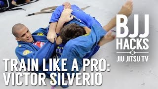 How the BJJ Pros Train with Victor Silverio    BJJ Hacks TV Episode 10.2