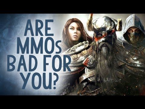 Are MMO Games Actually Bad For You? - Reality Check