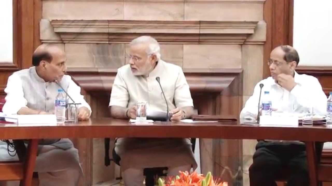 pm shri narendra modi chairs cabinet meeting doovi