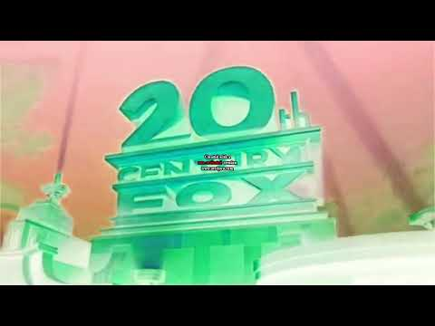 (REQUESTED) 20th Century Fox Logo 2014 in Luig Group Effect in G-Major 7