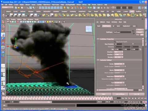maya sid Oil Smoke Part One