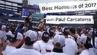 Best Lacrosse Moments of 2017 with Paul Carcaterra
