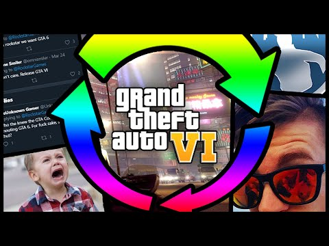 GTA 6 Fans Are FURIOUS And GTA YouTubers Know Nothing About The Announcement/reveal?!