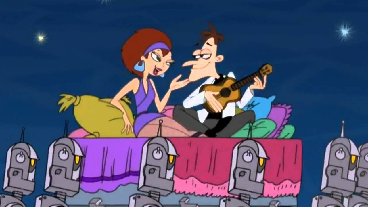 Phineas and ferb get laid 3