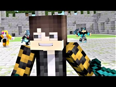 "Minecraft Song: Hacker 2 ""Back to Hack"" 