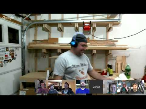 The Maritime Woodworker's Show S02E39 with spotlight Miter Mike's!!