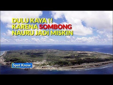 Kisah Nauru Negara Kaya Yang Sekarang Miskin