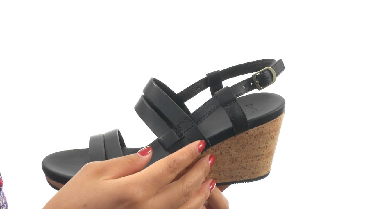Arrabelle Sandal Leather Teva w9zQOENJ