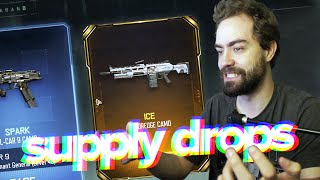 COD Black Ops 3 - SUPPLY DROPS: A Sorte Mudou?