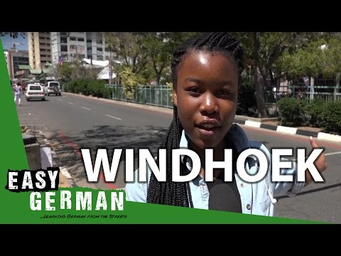 Windhoek (Namibia) | Easy German 136