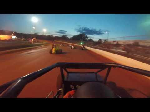 Sumter Speedway Lucas Oil Midgets Heat 1