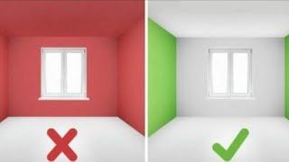 11 วิธีทำให้ห้องแคบๆของคุณดูกว้างขึ้นทันตา ! | mdz story