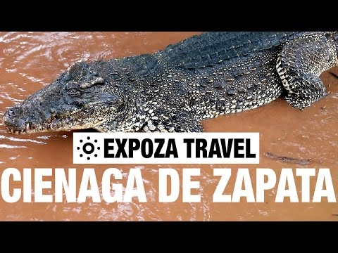 Cienaga De Zapata Vacation Travel Video Guide