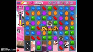 Candy Crush Level 392 w/audio tips, hints, tricks