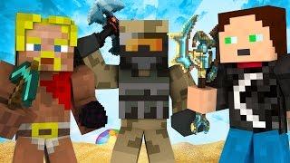 Dansk Minecraft - Egg Wars: HAVGUDERNE!! #058