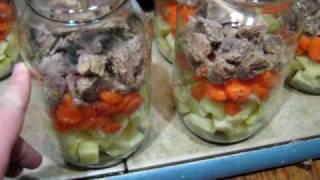 Homestead Series How To Can Beef Soup