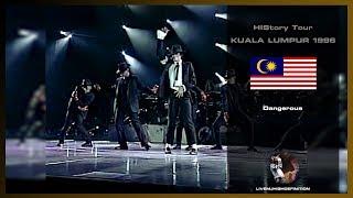 Michael Jackson - Dangerous - Live Kuala Lumpur 1996 - HD