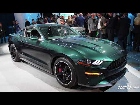 2019 Bullitt Mustang Close-Up Look and Thoughts!