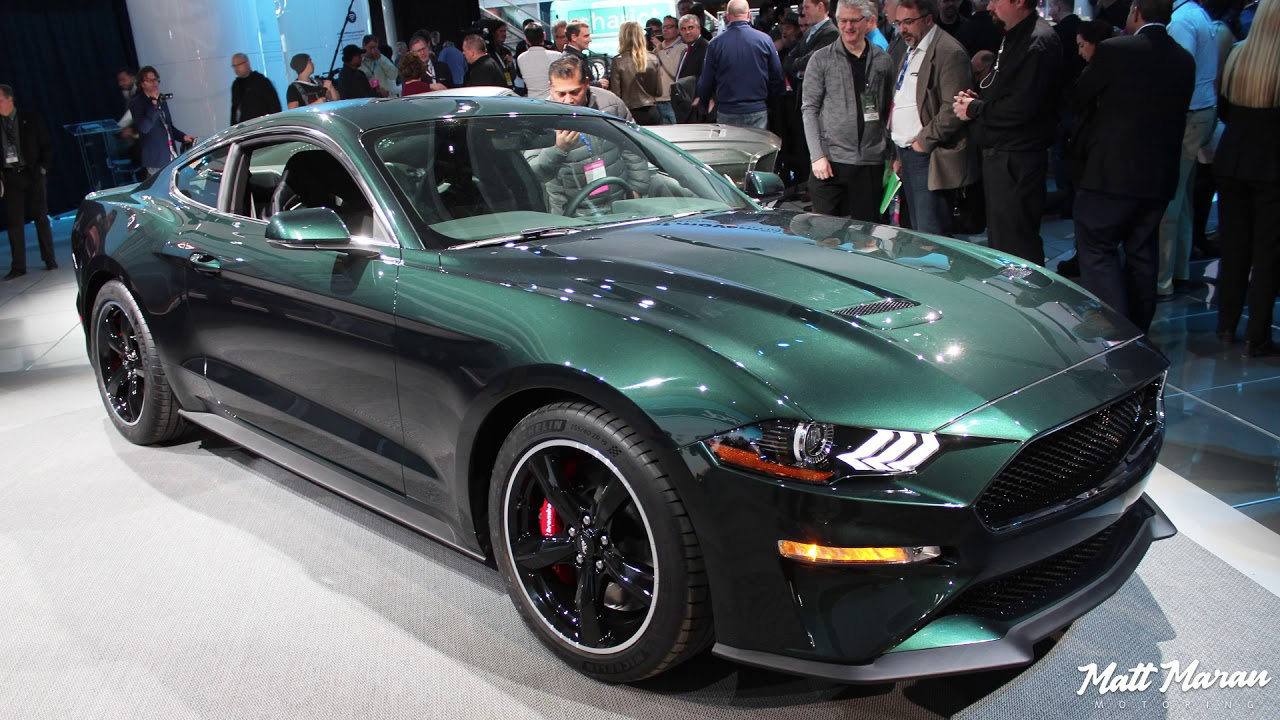 2019 bullitt mustang close up look and thoughts youtube. Black Bedroom Furniture Sets. Home Design Ideas