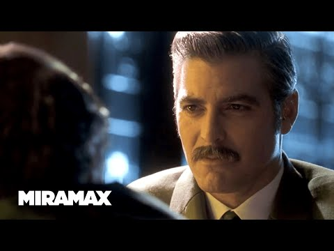 Confessions Of A Dangerous Mind | 'Spy Game' (HD) - George Clooney, Sam Rockwell | MIRAMAX