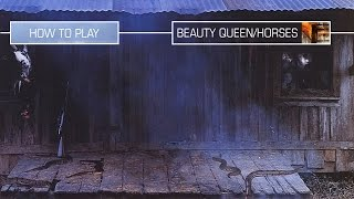 How to play Beauty Queen/Horses by Tori Amos