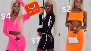 ALIEXPRESS TRY ON CLOTHING HAUL | Summer 2019