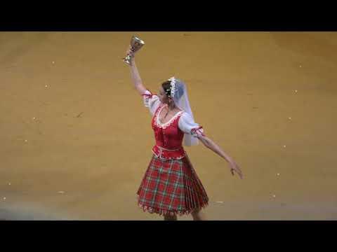 22/07/18 La Sylphide, Act I final (3) Bulanova Konovalov