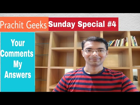 Sunday Special #4 - Aapke Comments Mere Answers - Oneplus 5T Oreo, Honor V10, Moto Z2 Force
