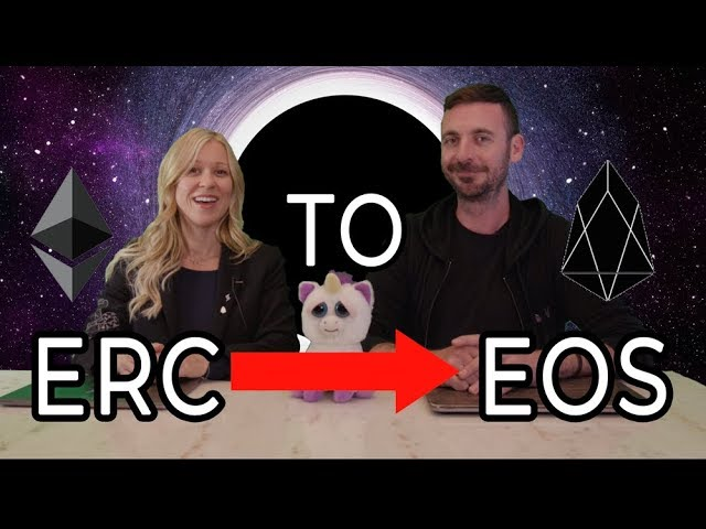 How the ERC-20 to EOS-21 Teleport Protocol Works, Move Tokens From Ethereum to EOS