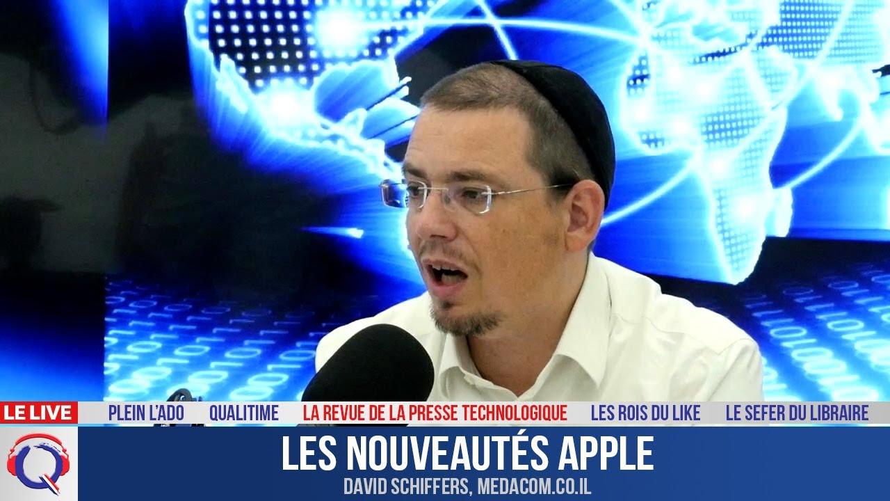 Les nouveautés Apple - La Revue De La Presse Technologique#7