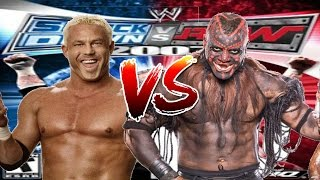 WWE Smackdown vs Raw 2007 Ken Kennedy vs The Boogeyman