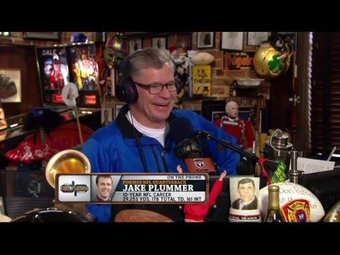 Jake Plummer on The Dan Patrick Show (Full Interview) 3/17/16