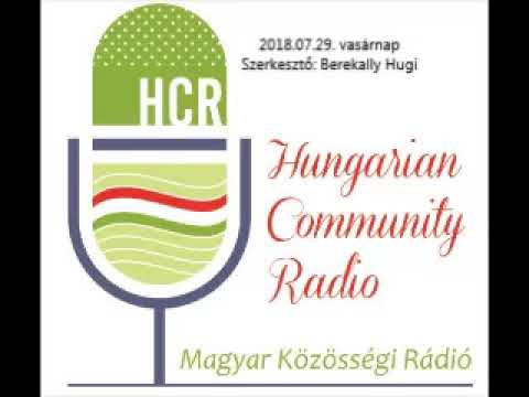 Magyar Kozossegi Radio Adelaide_20180729_Berekally Magdolna