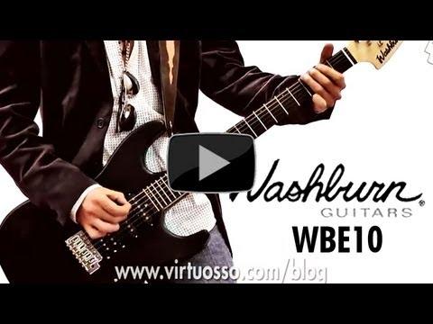 Guitarra Washburn WBE10