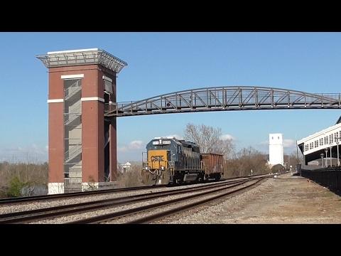 [4G] One Train and a Bit in Montgomery, AL, 01/13/2017 ©mbmars01