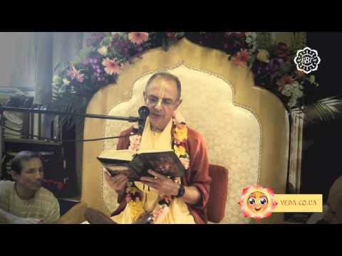 Шримад Бхагаватам 11.3.23 - Бхакти Вигьяна Госвами