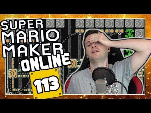 SUPER MARIO MAKER ONLINE Part 113: Event-Level von den Nintendo World Championships 2017! [ENDE]