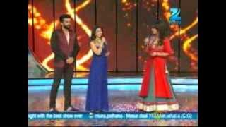 Dance India Dance Season 4 December 14, 2013 - Madhuri Dixit Entry