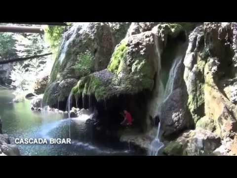 24 CASCADE SPECTACULOASE IN ROMANIA