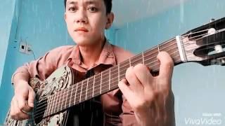 Nhắn gió mây rằng anh yêu em (Guitar cover)