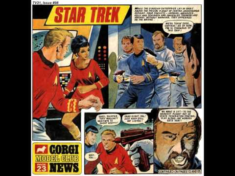 Star Trek TV21 23 #comics