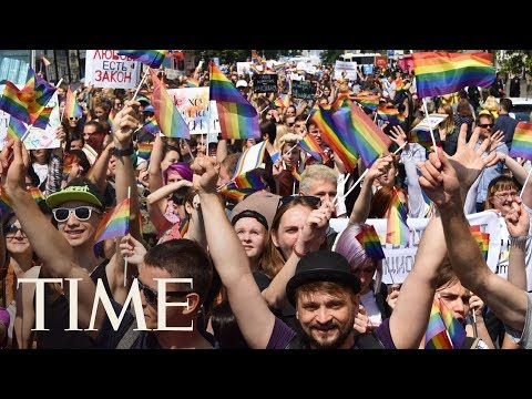 Pride Events From Around The World In 2017 Including Greece, Brazil, Ukraine, Italy And More | TIME