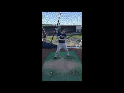 Tony Salato, Sophomore Catcher at Marshalltown Community College. Recruitment Videos