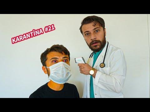 KARANTİNADA 21. GÜN (DELİRDİK)
