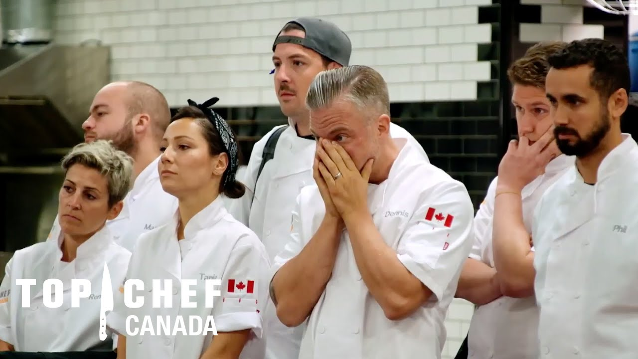 Download Captains Face Off in Basic Chef Skills | Top Chef: Canada