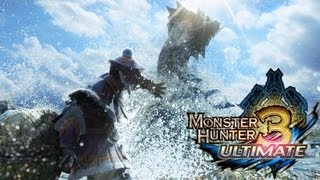 Monster Hunter 3 Ultimate - Opening Cinematic
