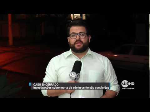 Polícia Civil de Criciúma encerra as investigações sobre a morte de uma menina de 15 anos