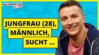 Hey Aaron Troschke ist Jungfrau (28), männlich, sucht ... DagiBee | AwesomenessTV ON TOUR