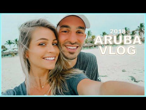 ARUBA TRAVEL VLOG | MKUP WITH SARAH